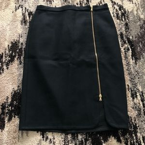 NWOT wool pencil skirt
